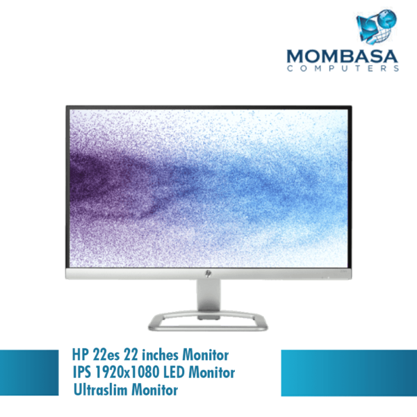 HP 22es IPS 1920×1080 LED Monitor
