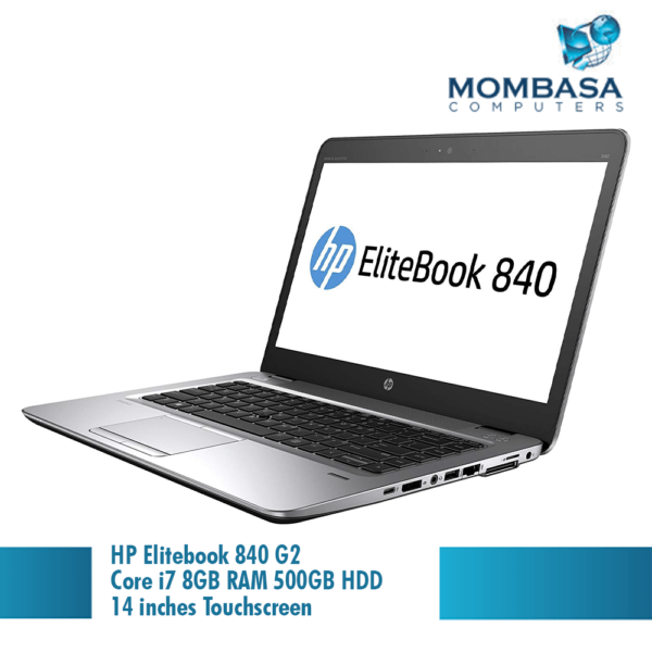 HP EliteBook 840 G2 Core i7 – 8GB 500GB