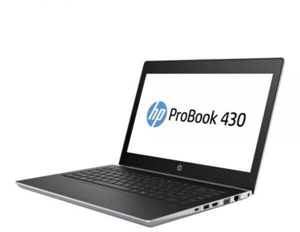 Refurbished HP Probook 430 G5 Intel Core i5-8550U 8GB RAM 256GB SSD 13.3″ Full HD Win 10 Pro Black & Silver