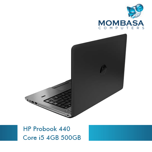 HP ProBook 440 G1 Laptop Core i5 2.6GHz 4GB RAM 500GB HDD