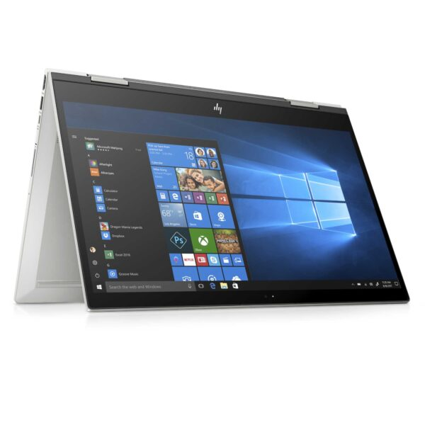 HP ENVY x360 Intel Core i5-8265U 8GB RAM 25 6GB SSD 15.6″ FHD IPS Touchscreen Fingerprint Win 10 Pro