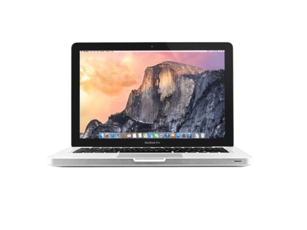 Apple MacBook Pro A1278 Core i5 2.5GHZ 8GB RAM 500GB HDD 13.3″ Display DVDrw Certified Refurbished 6 Months Warranty Silver