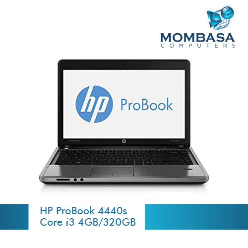 HP ProBook 4440s Notebook PC Intel Core i3 2.1GHz 4GB DDR3 320GB HDD