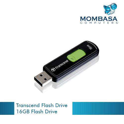 Transcend 16GB USB Flash Drive