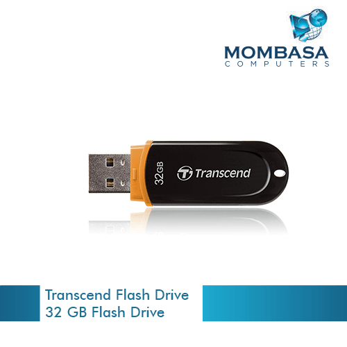 Transcend Flash Drive 32 GB Flash Drive